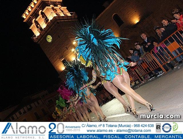 III Concurso Regional de Carnaval con la participación de Peñas de Totana - 1311