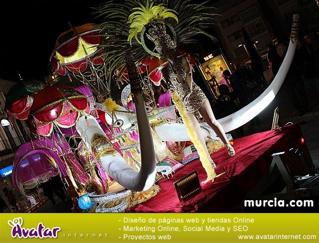 III Concurso Regional de Carnaval con la participación de Peñas de Totana - 1313