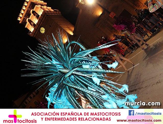 III Concurso Regional de Carnaval con la participación de Peñas de Totana - 1323