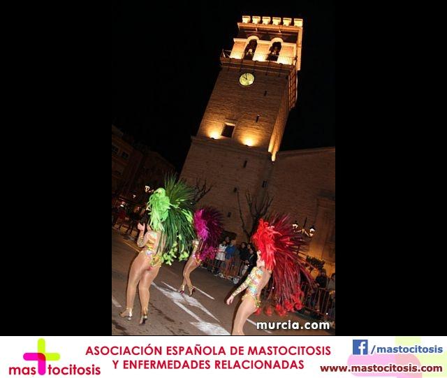 III Concurso Regional de Carnaval con la participación de Peñas de Totana - 1324