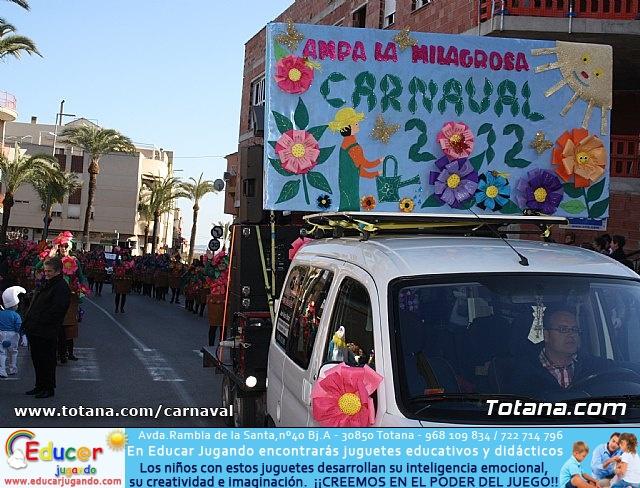 Desfile infantil. Carnavales de Totana 2012 - Reportaje I - 1
