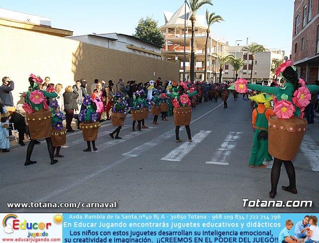 Desfile infantil. Carnavales de Totana 2012 - Reportaje I - 2