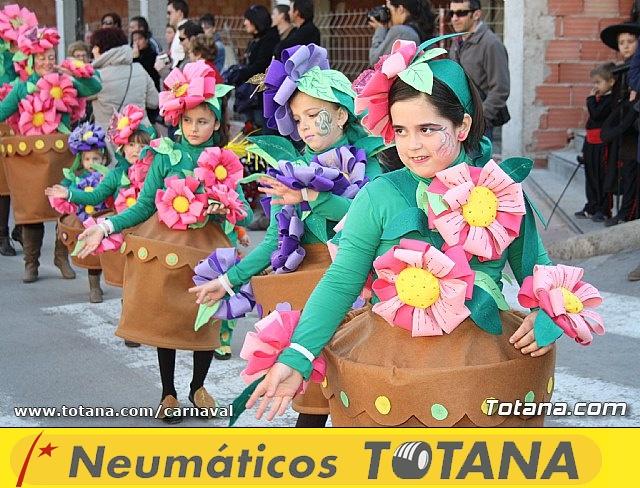 Desfile infantil. Carnavales de Totana 2012 - Reportaje I - 8