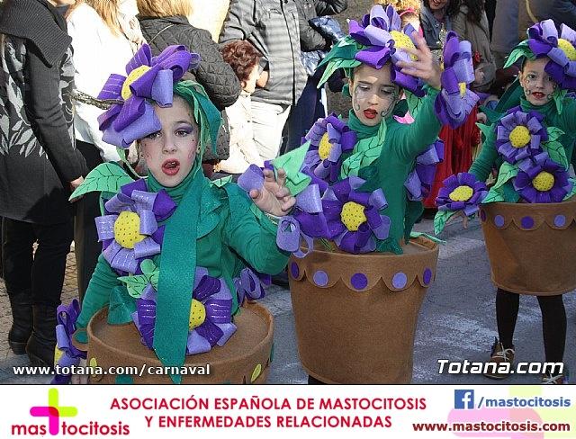 Desfile infantil. Carnavales de Totana 2012 - Reportaje I - 11