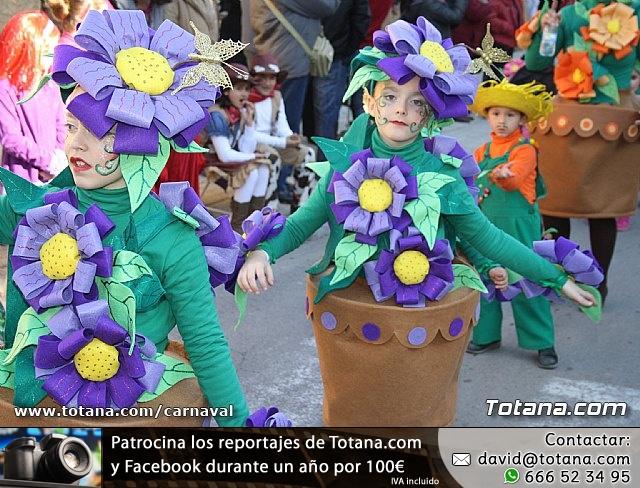 Desfile infantil. Carnavales de Totana 2012 - Reportaje I - 12