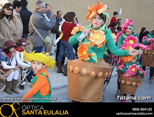 Desfile infantil. Carnavales de Totana 2012 - Reportaje I - 13