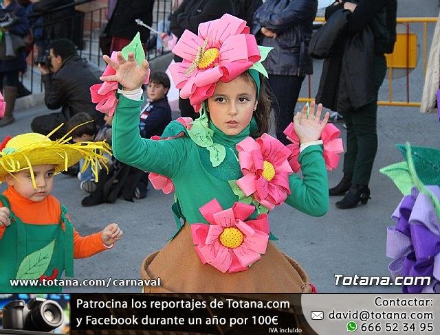 Desfile infantil. Carnavales de Totana 2012 - Reportaje I - 21