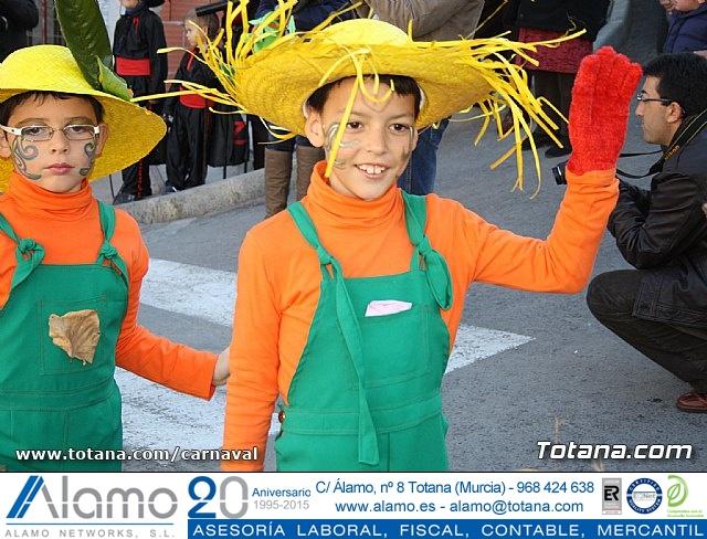 Desfile infantil. Carnavales de Totana 2012 - Reportaje I - 26