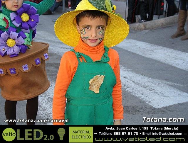 Desfile infantil. Carnavales de Totana 2012 - Reportaje I - 28