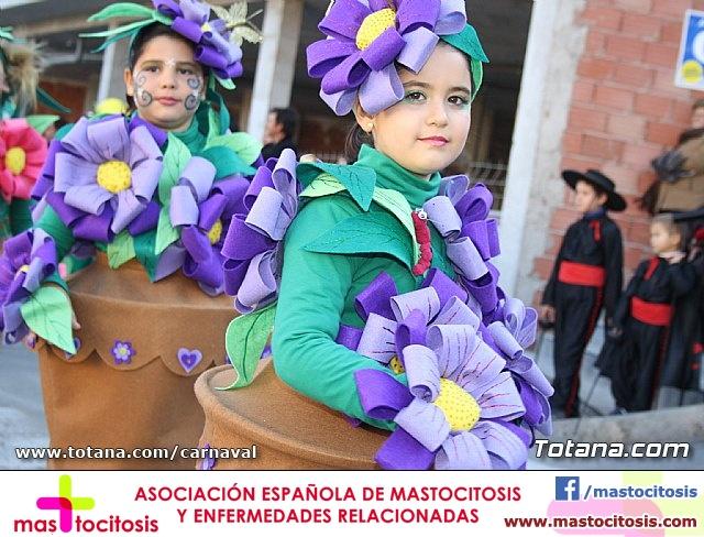 Desfile infantil. Carnavales de Totana 2012 - Reportaje I - 29