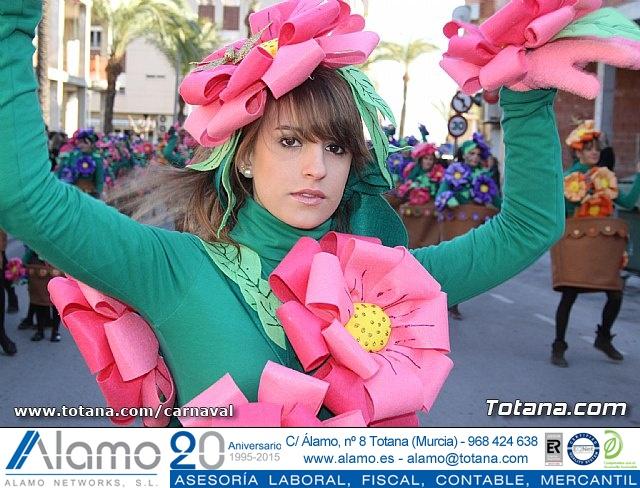 Desfile infantil. Carnavales de Totana 2012 - Reportaje I - 34