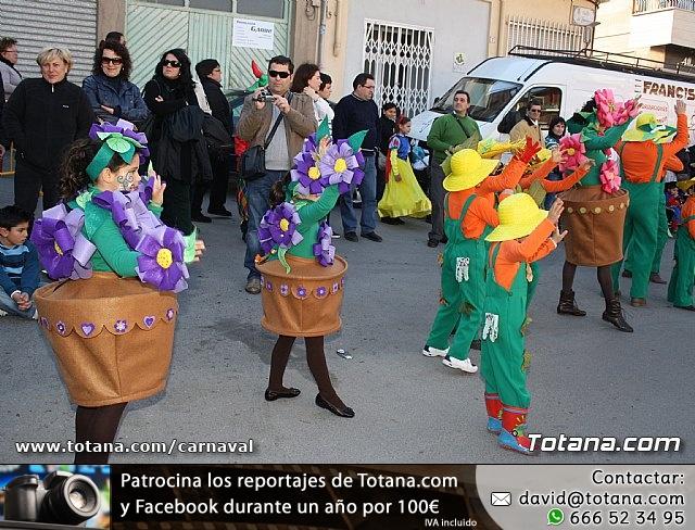 Desfile infantil. Carnavales de Totana 2012 - Reportaje I - 36