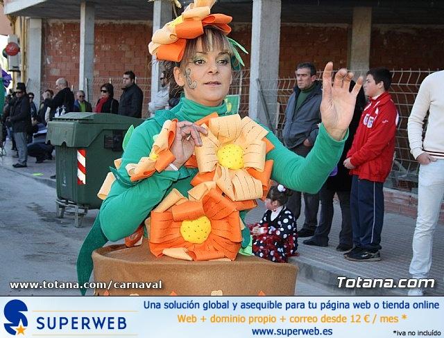 Desfile infantil. Carnavales de Totana 2012 - Reportaje I - 42