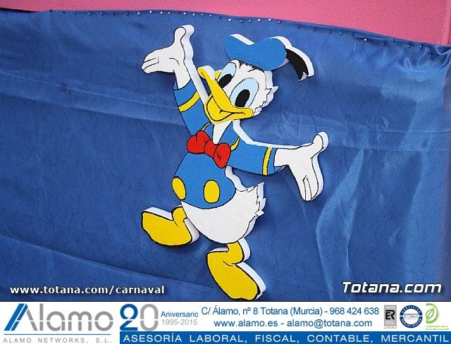 Desfile infantil. Carnavales de Totana 2012 - Reportaje I - 1039