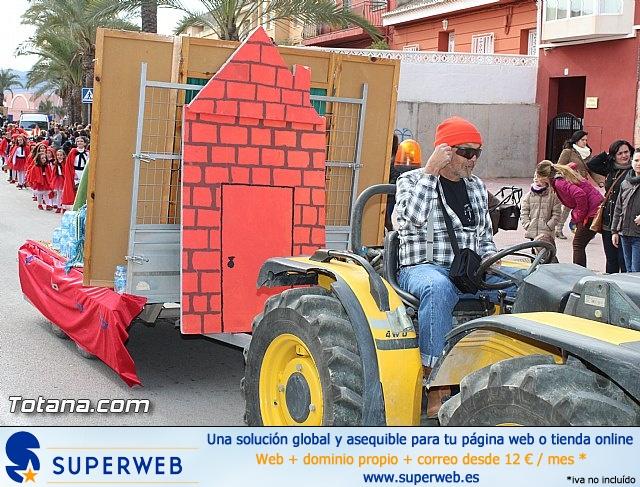 Carnaval de Totana 2016 - Desfile infantil  - 2