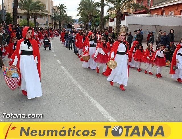 Carnaval de Totana 2016 - Desfile infantil  - 4