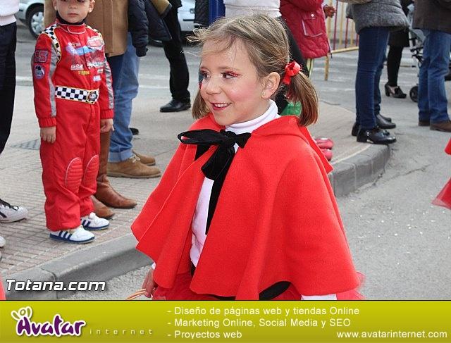 Carnaval de Totana 2016 - Desfile infantil  - 7