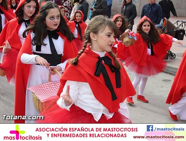 Carnaval de Totana 2016 - Desfile infantil  - 8