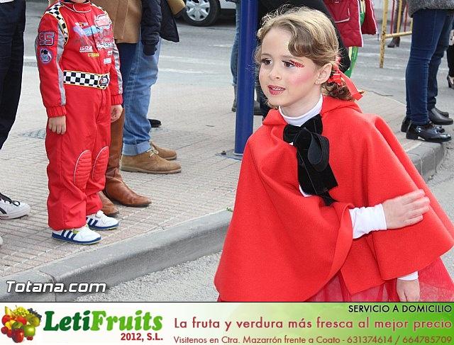 Carnaval de Totana 2016 - Desfile infantil  - 9