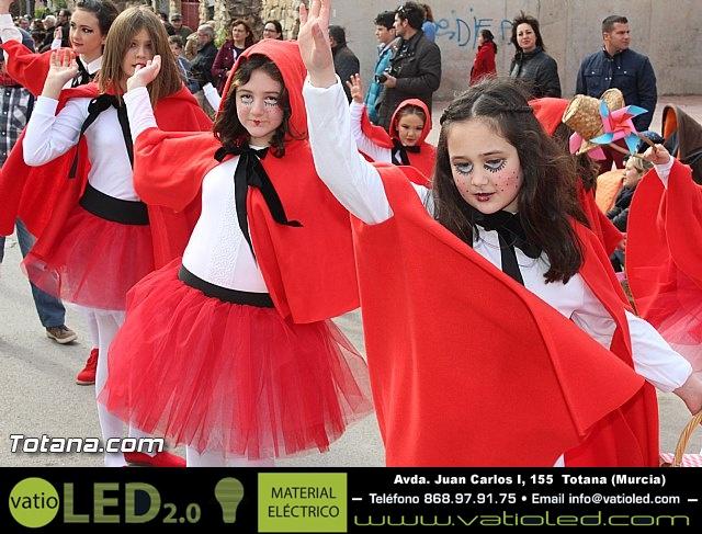 Carnaval de Totana 2016 - Desfile infantil  - 11