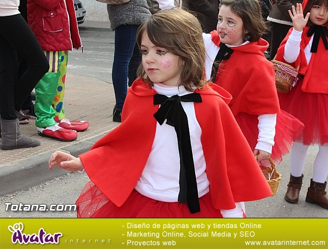 Carnaval de Totana 2016 - Desfile infantil  - 12