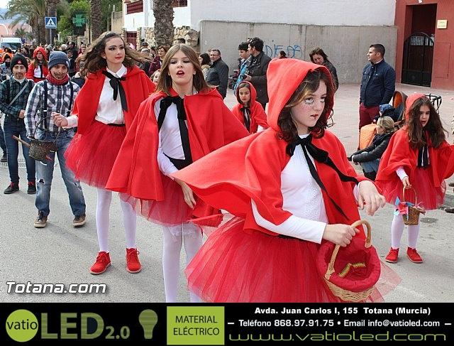 Carnaval de Totana 2016 - Desfile infantil  - 13