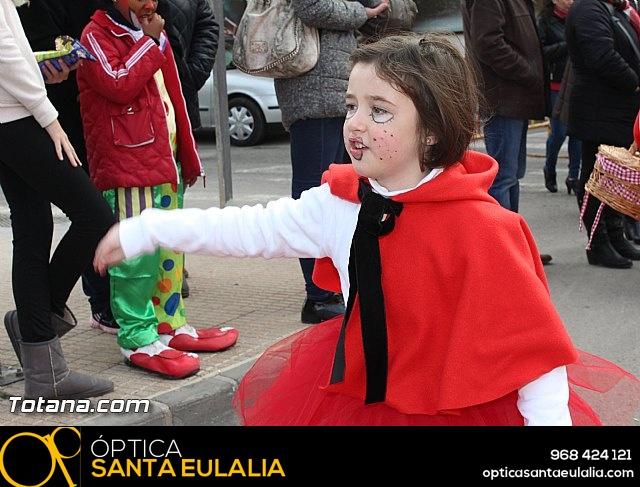 Carnaval de Totana 2016 - Desfile infantil  - 14