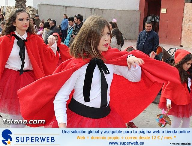 Carnaval de Totana 2016 - Desfile infantil  - 15