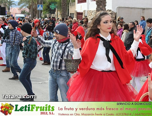 Carnaval de Totana 2016 - Desfile infantil  - 16