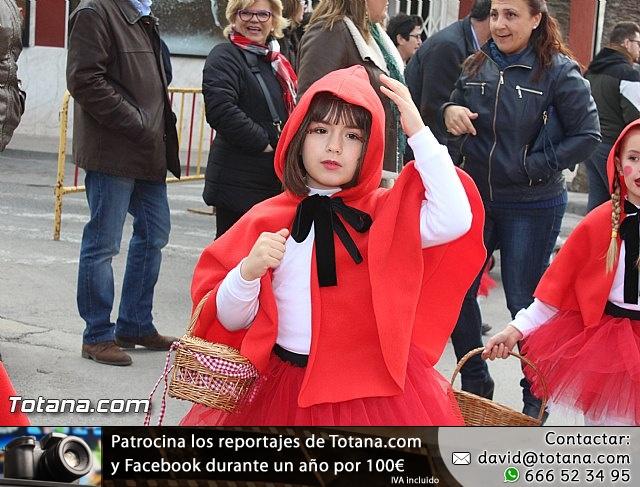 Carnaval de Totana 2016 - Desfile infantil  - 17