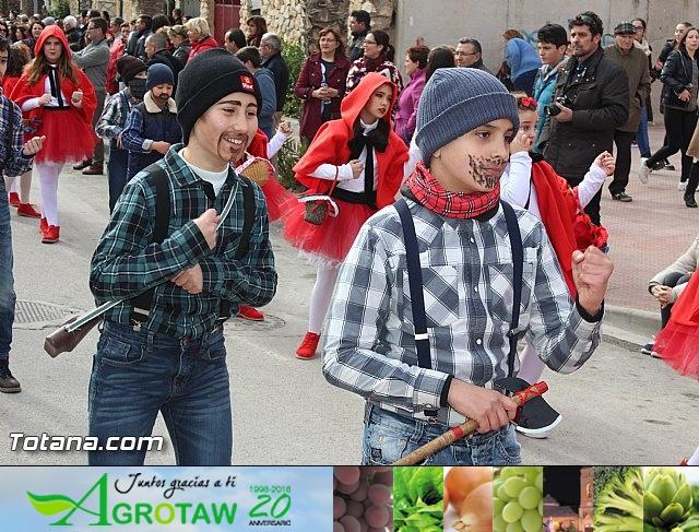 Carnaval de Totana 2016 - Desfile infantil  - 19