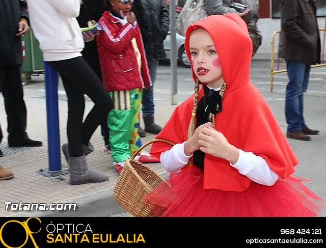 Carnaval de Totana 2016 - Desfile infantil  - 20