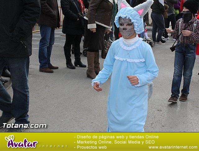 Carnaval de Totana 2016 - Desfile infantil  - 21