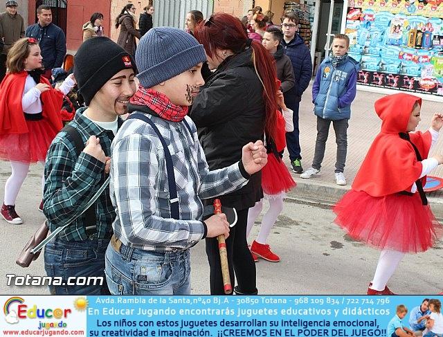 Carnaval de Totana 2016 - Desfile infantil  - 22