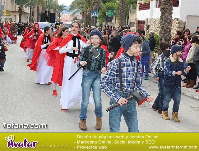 Carnaval de Totana 2016 - Desfile infantil  - 23