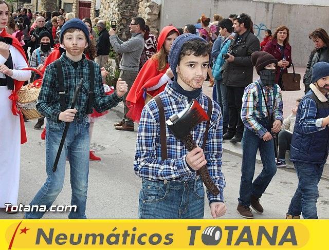 Carnaval de Totana 2016 - Desfile infantil  - 26