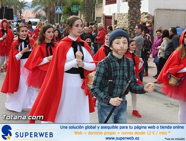 Carnaval de Totana 2016 - Desfile infantil  - 27