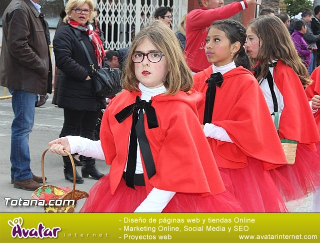 Carnaval de Totana 2016 - Desfile infantil  - 28