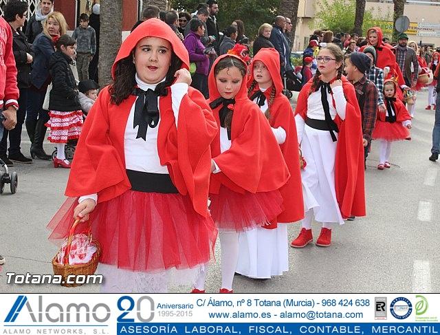 Carnaval de Totana 2016 - Desfile infantil  - 32