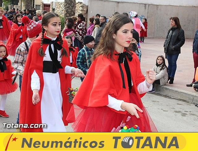 Carnaval de Totana 2016 - Desfile infantil  - 33