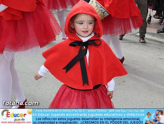 Carnaval de Totana 2016 - Desfile infantil  - 44