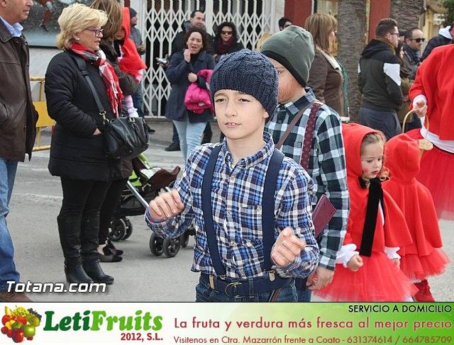 Carnaval de Totana 2016 - Desfile infantil  - 46