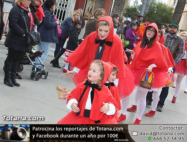 Carnaval de Totana 2016 - Desfile infantil  - 51