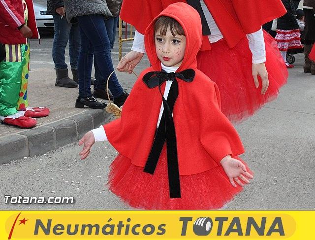 Carnaval de Totana 2016 - Desfile infantil  - 53