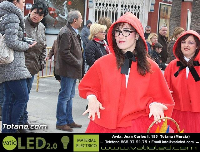 Carnaval de Totana 2016 - Desfile infantil  - 55