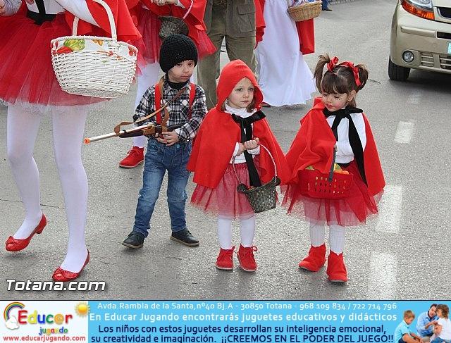 Carnaval de Totana 2016 - Desfile infantil  - 60