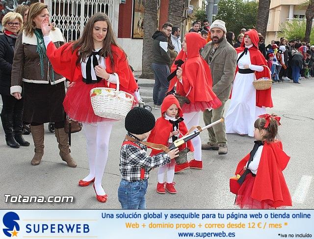 Carnaval de Totana 2016 - Desfile infantil  - 64