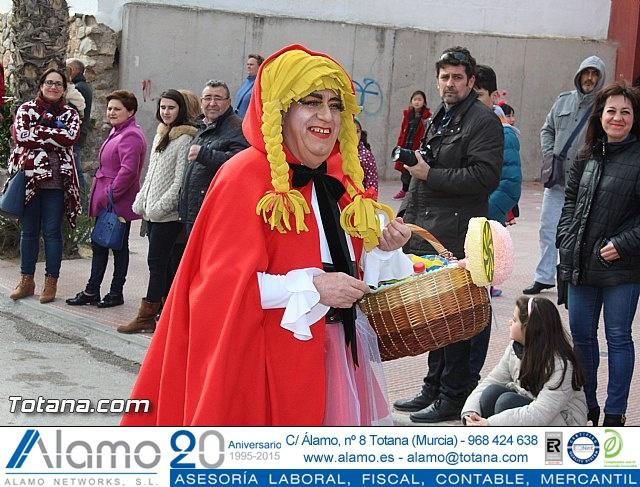 Carnaval de Totana 2016 - Desfile infantil  - 68
