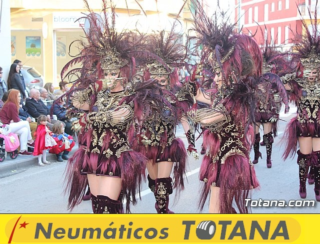 Desfile Carnaval de Totana 2020 - Reportaje II - 31