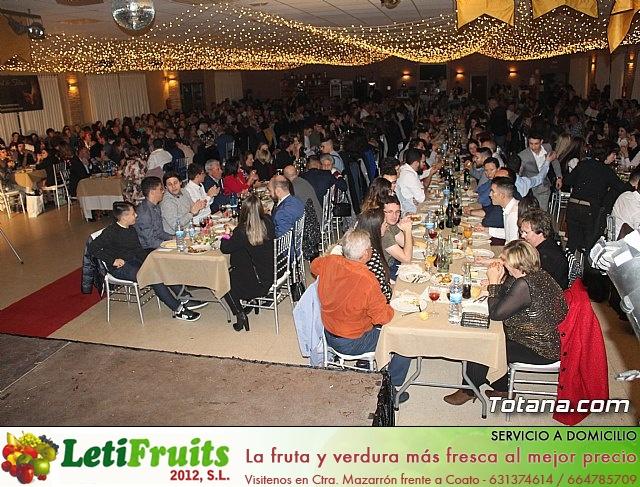 Cena Gala Carnaval Totana 2020 - Presentación Cartel, Musa y Don Carnal - 1